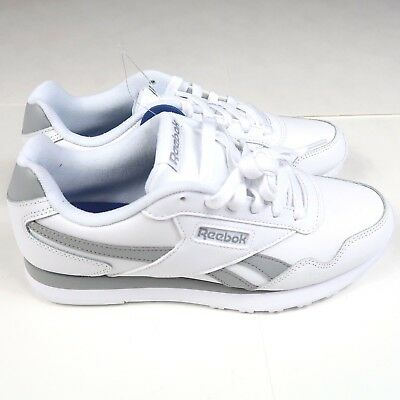 Reebok Womens Harman Run Low Top Size 7.5 White Trainers Shoes