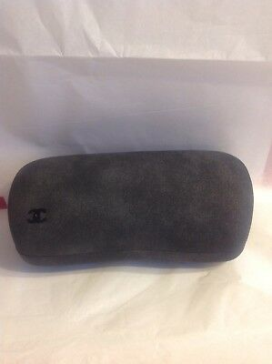 Chanel Sunglasses Case (only case without a cleaning Cloth)
