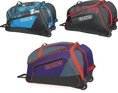 OGIO Big Mouth Wheeled Gear bags (Hex, Tealio or Stoke)
