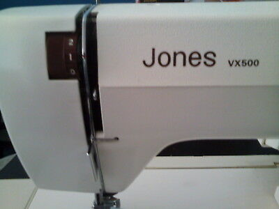 JONES VX500 sewing machine