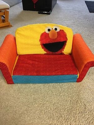 Marshmallow Furniture Children S 2 In 1 Flip Open Foam Sofa Disney