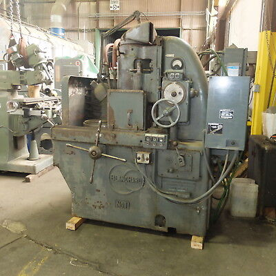 "16"" Blanchard Rotary Surface Grinder, Model 11-16, Great Chuck Life"