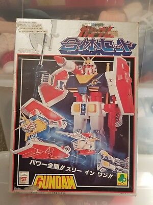 Gundam Combination Set