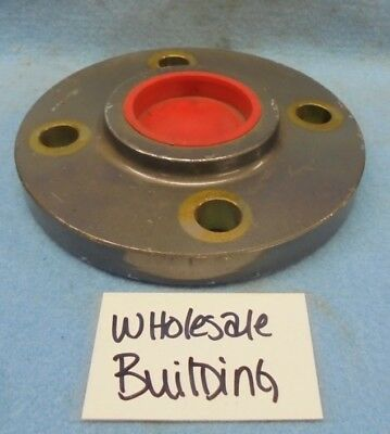 "2"" Threaded Pipe Flange, Steel, 6-1/2"" Od, 11/16"" Thickness, Tex-Seal 6010"