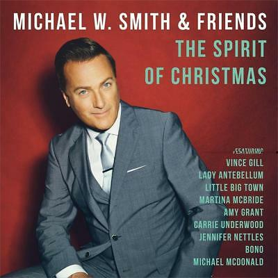 Michael W. Smith & Friends-The Spirit Of Christmas