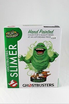 NECA Head Knockers Ghostbusters Statue Slimer