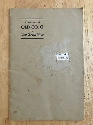 History of Wisconsin  Company G, Rainbow Division (WWI)