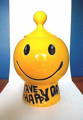 McCOY / Have a Happy Day / Cookie Jar