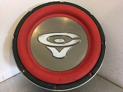 """Cerwin Vega V-Max 10"""" Subwoofer 600W Peak - Good Used Cond - 1 Available -"""