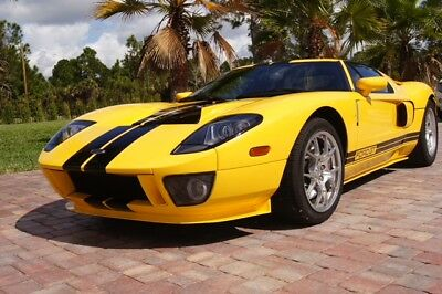 2005 Ford Ford GT GT 2005 FORD GT  CLEAN FLORIDA CAR  ONLY 5K MILES!!!   LOW RESERVE