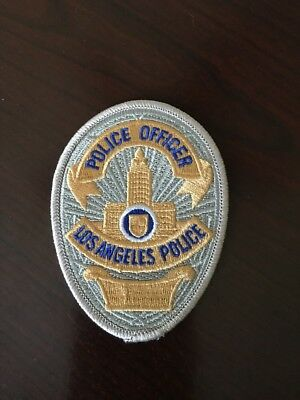 Los Angeles Officer Patch
