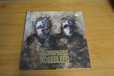 Arc EP by Agoraphobic Nosebleed vinyl sealed unopened brand new