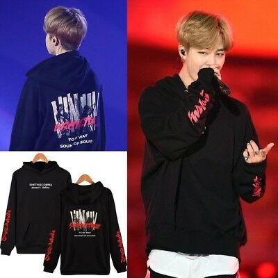 KPOP BANGTAN BOYS SWEATER PULLOVER SWEATERSHIRT Young Forever FZW3073