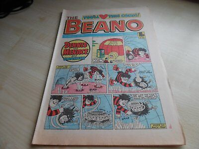 The Beano November 2nd 1985 No. 2259 -  VERY GOOD CONDITION - 33rd BIRTHDAY GIFT