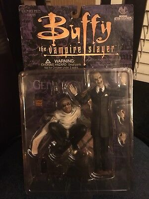 Buffy The Vampire Slayer The Gentelmen Action Figure Moore Action Collectables