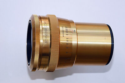 Schneider of America KA 299 Reversible Anamorphic CinemaScope LARGE FORMAT Lens