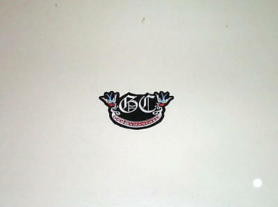 GOOD CHARLOTTE Vintage Embroidered Patch