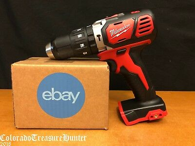 "Milwaukee 2607-20 M18 1/2"" Compact Hammer Drill, tool only"