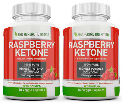 2X Advanced Weight Loss RASPBERRY KETONE Extremely Fast Acting Fat Burner Strong