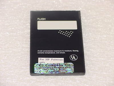 New Hp Palmtop Pda 4Mb Pc Flash Pcmcia Memory Backup Card