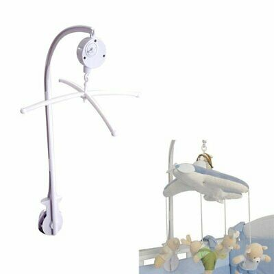 Baby Crib Mobile Bed Bell Toy Holder Arm Bracket Early Learning Toys Hanger EA