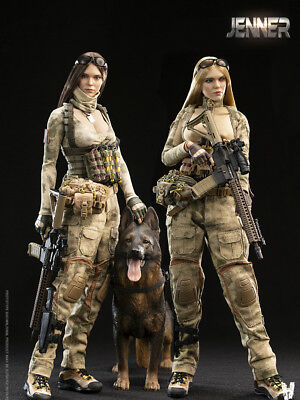 In-Stock 1//6 Scale Fire Girl Toys FG022 female Combat boots A B style