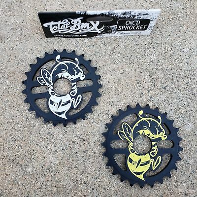 Total Killabee Sprocket 25T Bmx Bike Sprockets Odyssey Fit Cult Primo