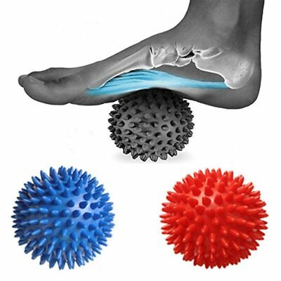 Colorful Spiky Massage Ball Foot Body Trigger Point Stress Relief Massager EA