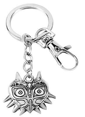 Inspired by the Legend of Zelda Majora's Mask Keychain Key Chain Majora Link