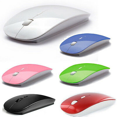 AU Bluetooth/USB Wireless Magic Mouse Portable for Tablet Laptop PC Macbook