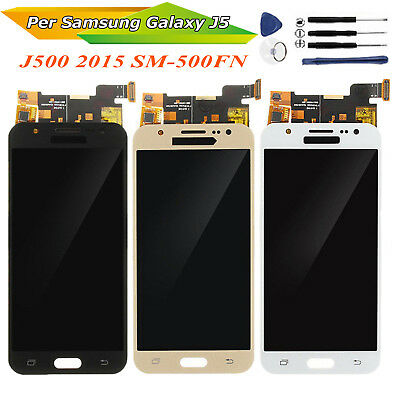 Display LCD Touch Screen Schermo Vetro Per Samsung Galaxy J5 2015 J500 SM-500FN