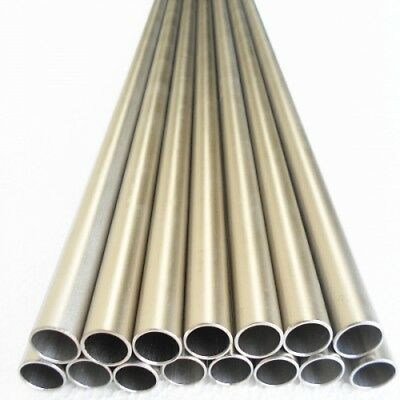 Titanium Tube OD22.2mm wall 0.9mm Grade9 suitable for bike frames 10cm 3Al-2.5V