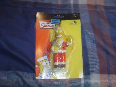 The Simpsons Holiday Ornament