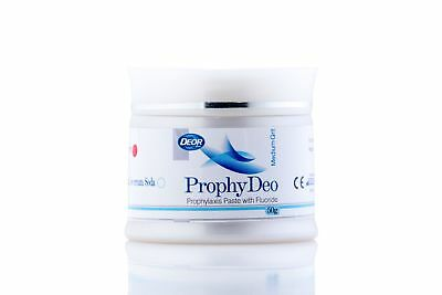 DEOR PROPHY DEO COARSE - MINT FLAVOUR Polishing Paste