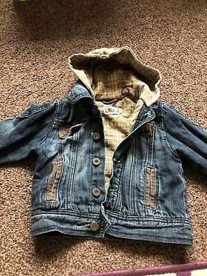 Boys Next Denim Jacket 18-24 Months