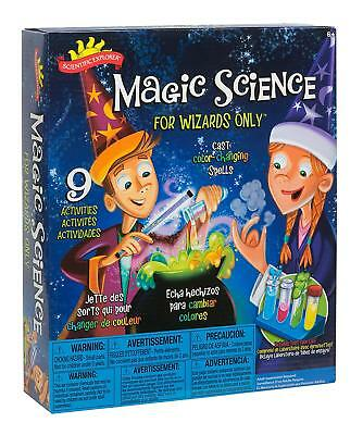 Fun With Chemistry Set For Kids Experiments Science Projects Kit School Teacher