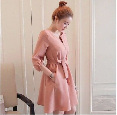 Nursing Pregnancy Dress For Women Elegant Formal Maternity Pink Dresses