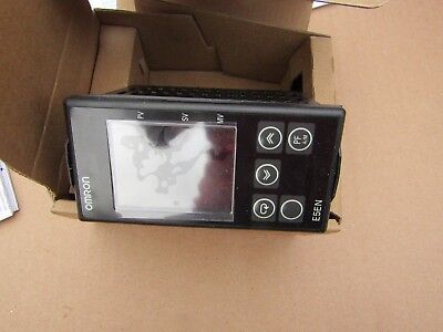 Omron E5EN PID Temperature Controller, 48 x 96mm, 3 Output Relay 714 535341