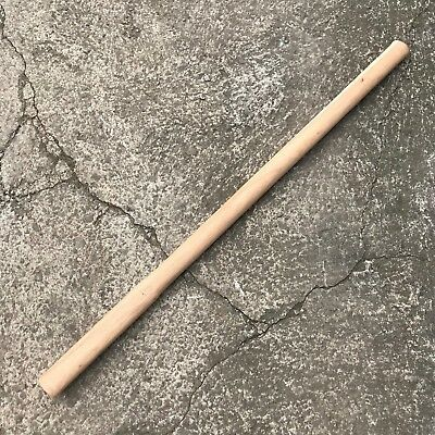 "Bulldog 36"" Sledge Hammer Handle - Grade A Hickory - Replacement Shaft"