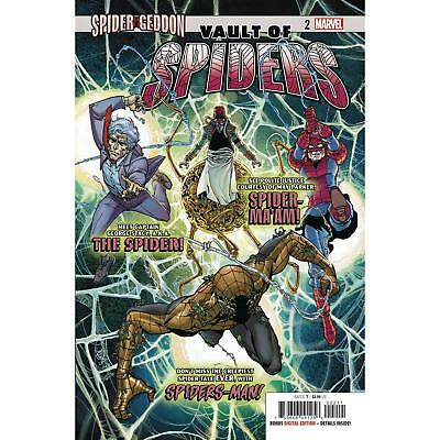 Vault Of Spiders #2 (Of 2) Sg