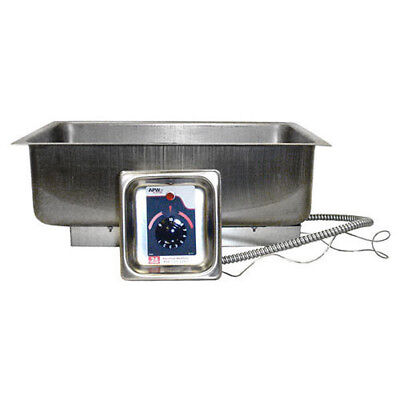 APW Wyott BM-30D Electric Built-In Hot Food Well Unit with Drain
