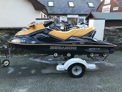 2006 Seadoo RXT 215hp, 3 Seater - Trailer - Cover - 3 months Warranty!
