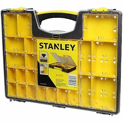 Stanley Professional Shallow Organiser Tool Box Accessory Storage Carry Case
