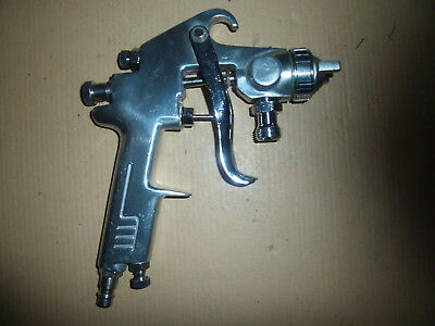 New paint spray gun..never been used with connection