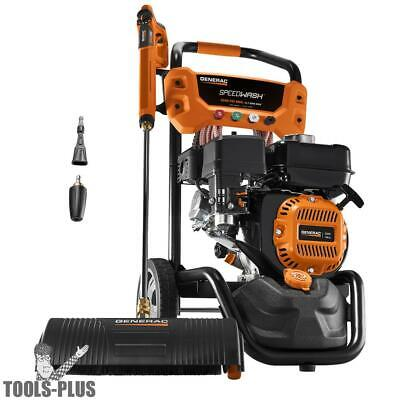 Generac 7122 Pressure Washer SPEEDWASH Power Washer System 3200 PSI 2.7 GPM New