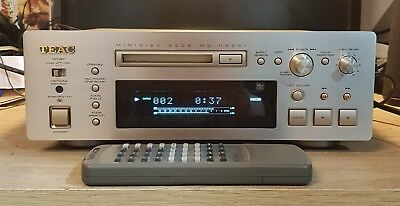 Teac MD-H500 Minidisc  Player Recorder Reference 500 Series Hi Fi Stereo