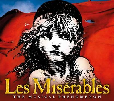 Les Miserables, Thu., Dec. 13th, 7:30pm, Fox Box, 2 Tickets