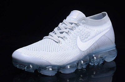 Nike Air Vapormax 2018 Men's (White)- Running Shoes Movement Fitness City Trail
