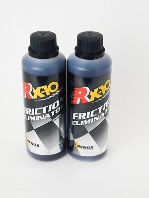 Additivo olio motore Antiattrito rx - 10  Friction Eliminator antiusura 500 ML