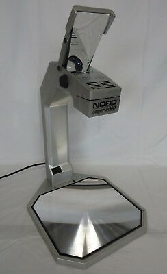 NOBO Super 3000 Overhead Projector with Carry Case & Bulb.